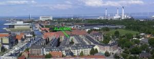 Boligbebyggelse på Christianshavn, opført i 1800-tallets sidste halvdel for enden af Prinsessegade, mellem Prinsessegade og Ovengaden oven Vandet. Oprindelse muligvis efter det byggeselskab, der opførte bebyggelsen. - Kilde: København før og nu og Aldrig 7. 1989, s. 344.