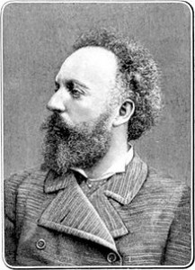 Holger Henrik Herholdt Drachmann 09-10-1846 - 14-01-1908 Charles Theodor Martin Kjerulf 22-03-1858 - 22-08-1919