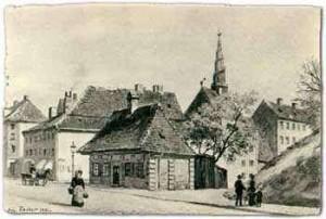 Vagthuset var bolig for portvagten og hans familie og har aldrig været i funktion som accisebod, selvom de fleste kender huset under den betegnelse.