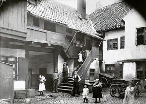 amagergade 1930 - 1972