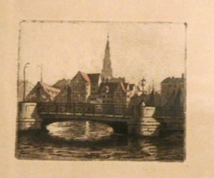 knippelsbro med vor frelser kirke i baggrunden