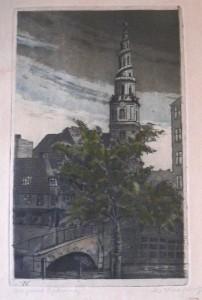 snorrebroen og vor frelser kirke