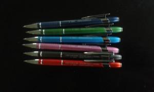 kuglepenne sort